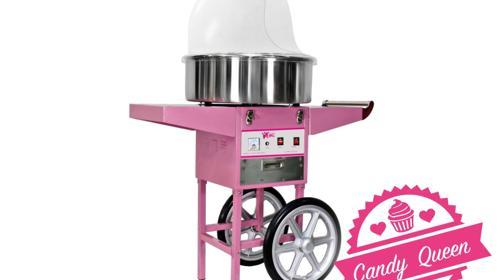 Zuckerwattemaschine für Ihr Event