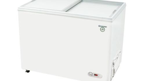 Kühltruhe / Gefriertruhe (Kombination) 300 Liter +5°C bis -22°C