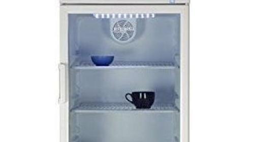 Glastürkühlschrank 280l