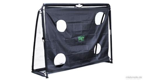 Fußball-Tor mit Torwand 220x170x80cm