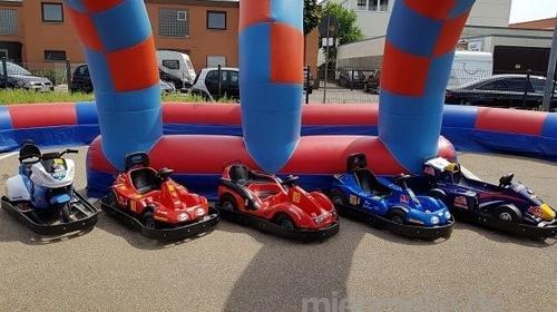 Mini Car´s ~ 3 Stk. ~ Minicars ~ Parcour