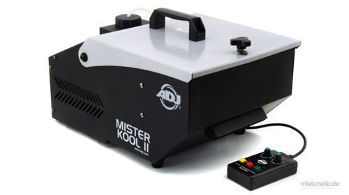 Boden-Nebelmaschine Bodennebler 700W
