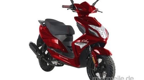 REDBULL Motorroller 50 ccm - 45 km/h 2 Personen