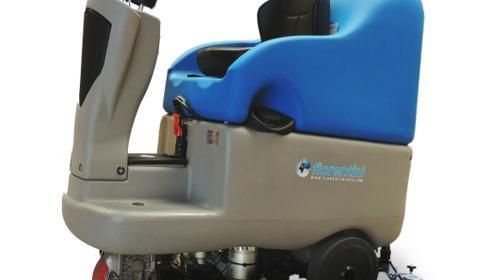 Scheuersaugmaschine/ Bodenreinigungsgerät