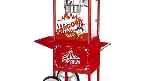 Popcornwagen für Hochzeiten, Messe, Events uvm. mieten