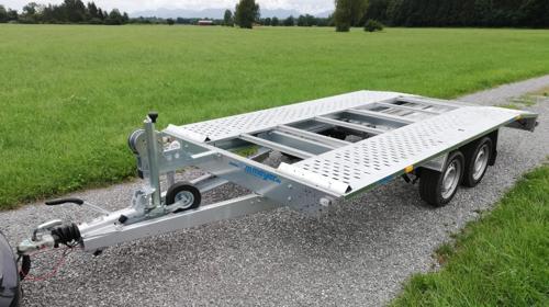 KFZ Transporter Mieten Rosenheim Anhänger Vermietung