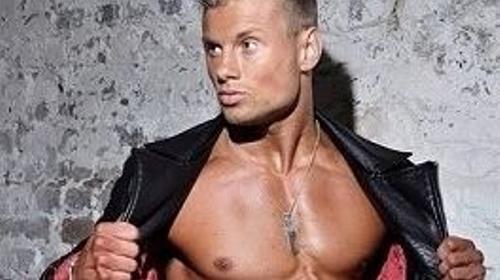 HOT Stripper *** JAY JONES*** - starker sexy Mann, der die Frauen auf Händen trägt