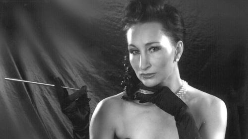 BURLESQUE SHOW - Lily Bouché -  Tanzshow - Stripperin