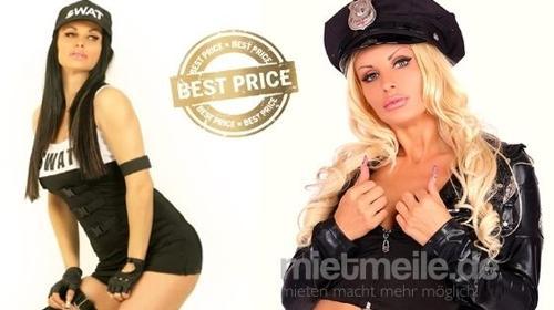 Sexy POLICE Stripperin -  charmant witzig und zugleich HOT  ...WOW