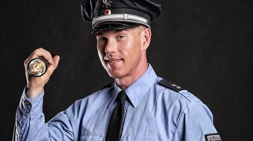 ***Sexy Stripper *** ob als POLIZIST oder oder oder... Vince
