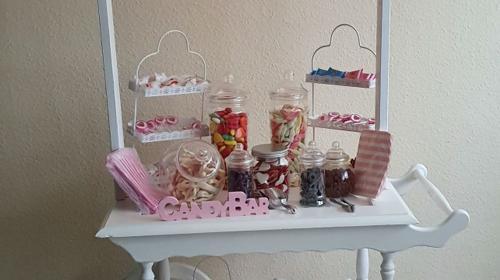 Candy Bar mieten - Essen / NRW - 149 € / 3 Tage - Hochzeit - Candybar