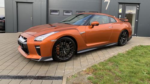 Nissan GT-R PRESTIGE EDITION 570PS mieten ab 99€