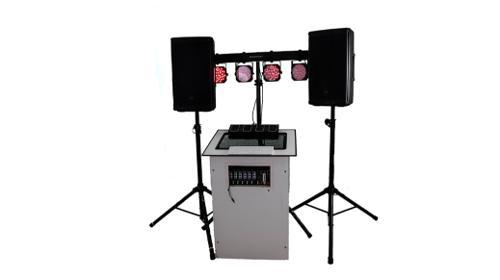 Karaoke System mit 35.000 Titeln