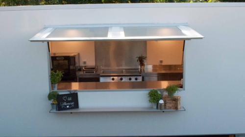Mobile Küche, Foodtruck, Küchenanhänger, Foodkitchen mieten