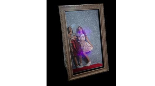 Fotospiegel oder Magischer Spiegel (Magic Mirror), Fotobox