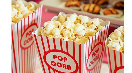 Popcornmaschine mieten mit Wagen