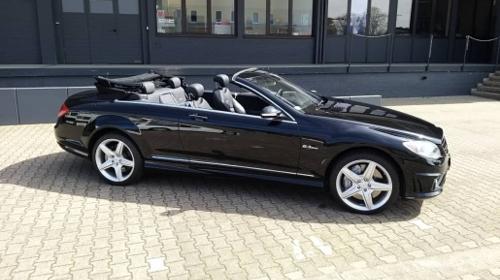 Mercedes CL 63 AMG Cabrio