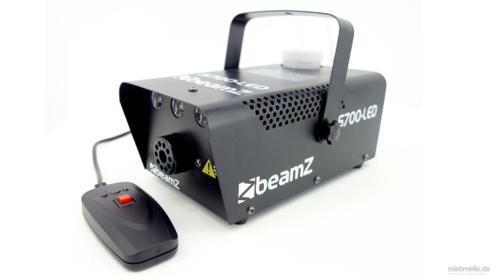 Nebelmaschine 700W mit Fernbedienung