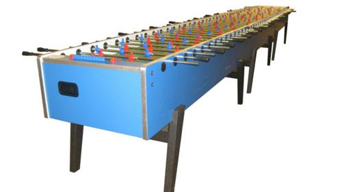 Tischkicker XXXXL Riesenkicker für 22 Spieler