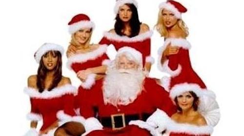 Der Weihnachtsmann und seine Kollegen