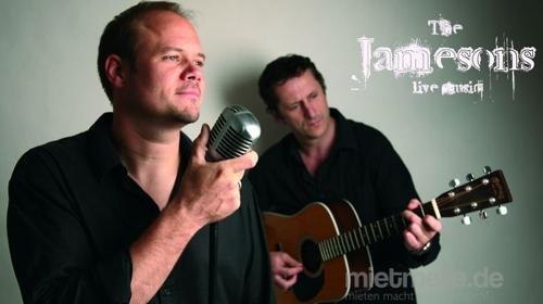 The Jamesons - (Gitarre und mehr) - live Musik unplugged