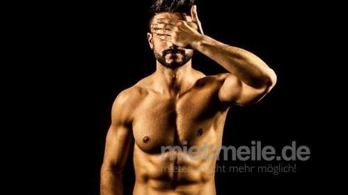 ✪ Stripper DENIZ rockt das Schwabenländle ✪ muskulös & sexy ✪