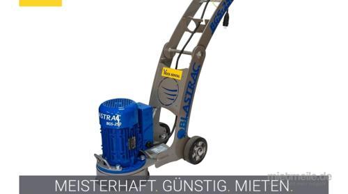 Bodenschleifmaschine Betonschleifer Estrichschleifmaschine mieten