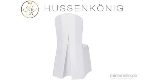 Premium Stuhlhussen / Stretchhusse / Stuhlüberzug / Hussen von Hussenkönig