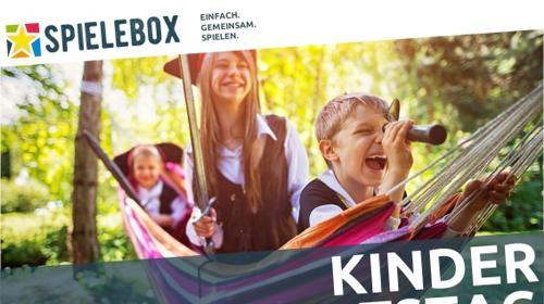 Spielebox - Kindergeburtstag Outdoor. Der Partyspaß für den perfekten Kindergeburtstag im Freien