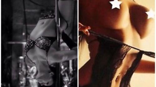 Stripperin Maria direkt und zuverlässig buchen