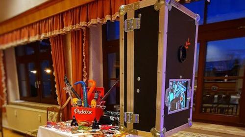 Fotobox zu vermieten! Hochzeit Party Feier Photobox mieten