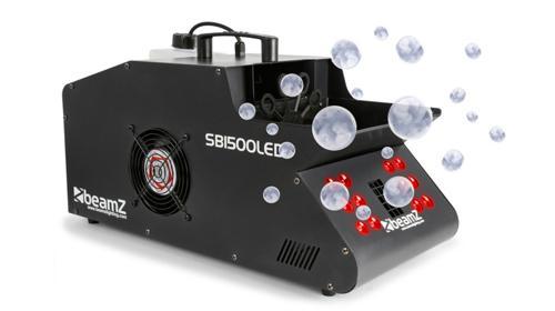 Seifenblasen & Nebelmaschine zu vermieten! Party Nebel mieten