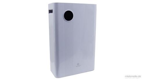 Luftreiniger mobil 40m² Raum-Luftfilter HEPA-Filter Viren