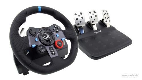Gaming Lenkrad Logitech G29 Playstation 4 PC MAC
