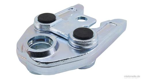 Pressbacke Presszange TH-Kontur 26mm für Pressmaschine