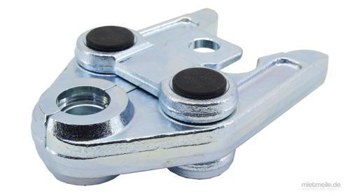 Pressbacke Presszange TH-Kontur 20mm für Pressmaschine