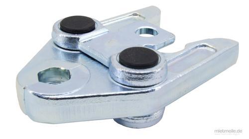 Pressbacke Presszange V-Kontur 18mm für Pressmaschine