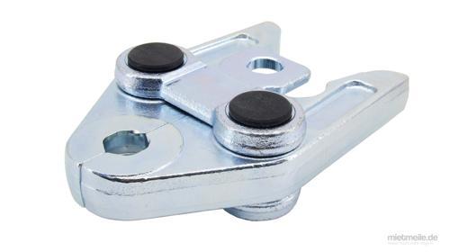 Pressbacke Presszange V-Kontur 15mm für Pressmaschine