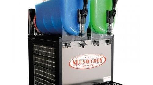 Slush Maschine / Fun Food / Frozen Drinks