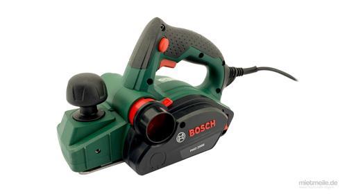 Hobel Elektrohobel elektrischer Handhobel Bosch