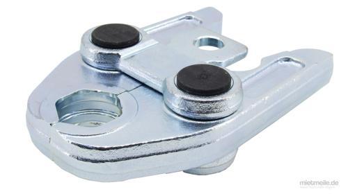 Pressbacke Presszange V-Kontur 22mm für Pressmaschine