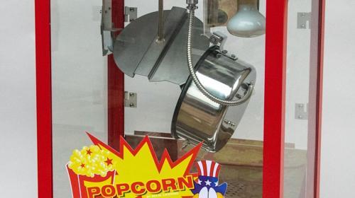 Hochwertige Popcorn-Maschine