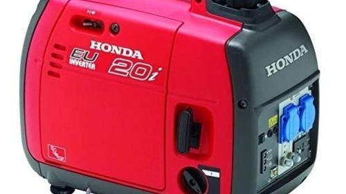 Honda Benzin Stromerzeuger sehr leise
