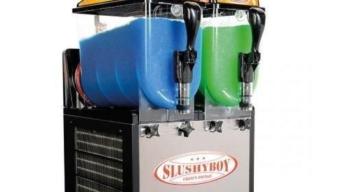 Slush Eis Maschine