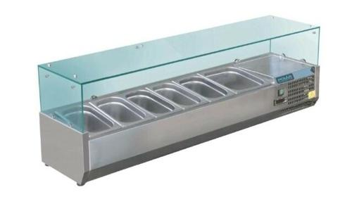 Kühlvitrine Aufsatz