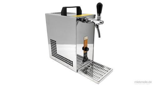 Bier-Zapfanlage Durchlaufkühler Bierkühler