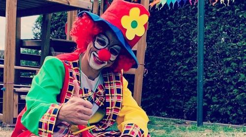 Clown Rot Nase