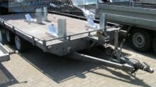 4-er Motorradtrailer Motorradanhänger mieten