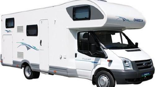 Wohnmobil/ Riesencamper