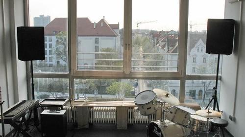 Proberaum zentral in München